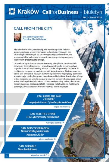 Call for Business - nr 1 - pl