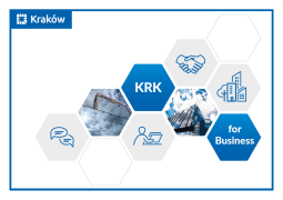Kraków for Business - cover
